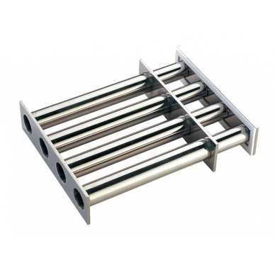 Easy Cleaning Grate Magnet