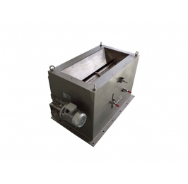 Self Cleaning Magnetic Drum Separator