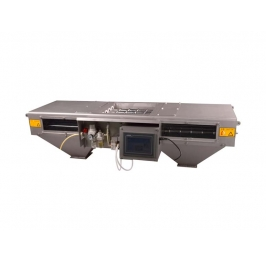 Self-cleaning Magnetic Grate Separator