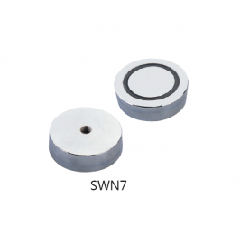 Neodymium Pot Magnets Series SWN7