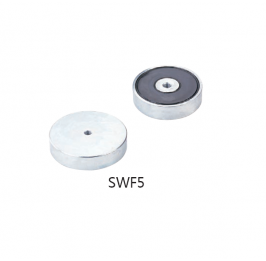 Ferrite  Pot Magnets Series SWF5