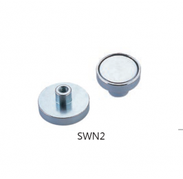 Neodymium Magnetic cup holders with Inner thread SWN2