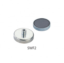 Ferrite  Pot Magnets Series SWF2