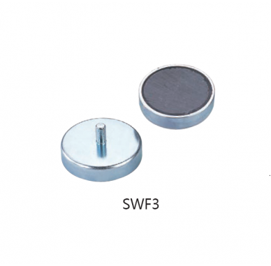 Ferrite  Pot Magnets Series SWF3