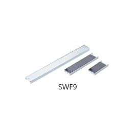 Ferrite Magnetic strip holders Series SWF9